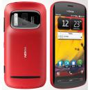 Nokia 808 PureView レッド SIMフリー (並行輸入品の日本国内発送)