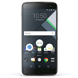 BlackBerry DTEK60 BBA100 32GB [シルバー] SIMフリー