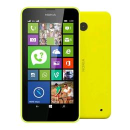 Nokia Lumia 630 ブライトイエロー Windows Phone 8.1 SIM-unlocked