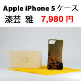 Apple iPhone 5 ケース雅